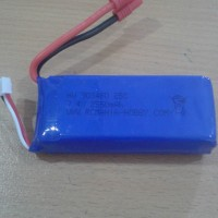 RCmania 2500mah 2s For Syma X8C X8W X8G