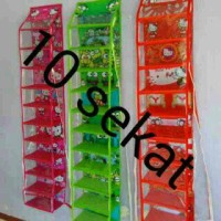 Rak Sepatu Gantung 11 Susun HSO (Najwa Colection)