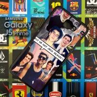 Jack Gilinsky Collage F0116 Casing Samsung J5 Prime Custom Case