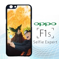 naruto cover photo Y1399 Casing HP Oppo F1s Selfie Expert Premium Cust