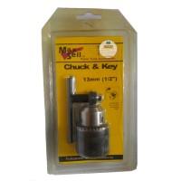Kepala Mesin Bor Dan Kunci Pengencang 13mm Maxsell