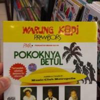 CD WARKOP DKI (DONO KASINO INDRO) POKOKNYA BETUL