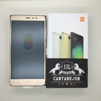 Xiaomi redmi note 3 PRO GOLD ram 2GB/16GB garansi distri 1 tahun