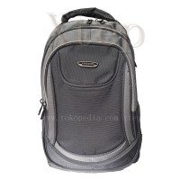 harga Real Polo Tas Ransel Kasual 6365 Grey + Free Bag Cover Tokopedia.com