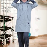 Baju Setelan Olahraga Wanita Muslim Ukuran Big Size Ori Sporty BMS 04