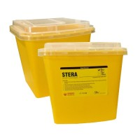 Sharp Container 5 liter Stera