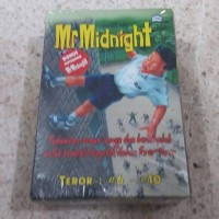 Novel Boxset Mr Midnight (Teror 6-10) - James Lee