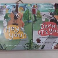 Novel Teenlit: Hey! You! + Damn! It's You! (You Series)