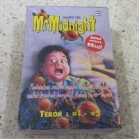 Novel Boxset Mr Midnight (Teror 1-5) - James Lee