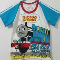 Kaos Anak Karakter Thomas Size 7-10