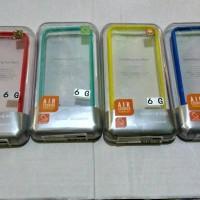 Jual SPIGEN SGP ULTRA HYBRID CRISTAL SOFT BUMPER IPHONE 6 6S / 6+ 6S PLUS Murah