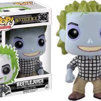 Funko POP! Movies Beetlejuice - Beetlejuice (Adam's Clothes) EXCLUSIVE