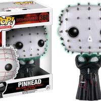 Funko POP! Movies Hellraiser - Pinhead (Glow In The Dark) (Exclusive)