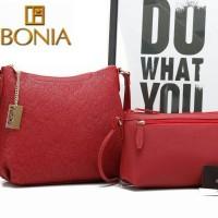 Bonia Selempang Bag In Bag (Bordir) S441010