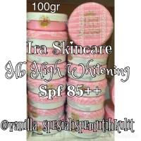 Hb High Whitening Spf 85 / Ira Skincare 100gr