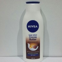 Nivea Body Lotion Cocoa Butter Dry Skin 400ml