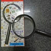 Kaca pembesar/magnifier/lup 5x JoYart MF75