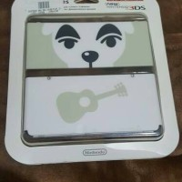 New Nintendo 3ds Cover Plate - Animal Crossing