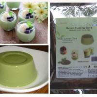 Jual Thai Green Tea ( Premix Bubuk Pudding Silky ) Murah