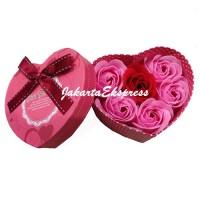 Kado Valentine Day Full Bunga Small