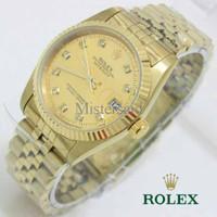 Jam Tangan Wanita / Cewek Rolex Automatic 16233