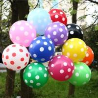 Balon Polkadot