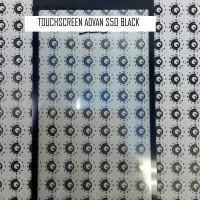 Touchscreen Advan S50 + Ic Black
