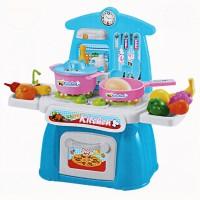 Mainan Anak Kitchen Set Mini Frozen - Mainan Masak-Masakan