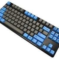 Mechanical Keyboard Ducky One TKL Blue & Grey PBT Dye Brown Cherry MX