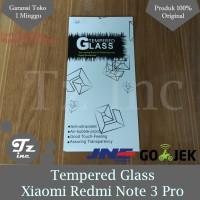 Jual Lagi Promo!! Tempered Glass Xiaomi Redmi Note 3/3 Pro Anti Gores Kaca Murah