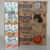 Susu Ultra Mimi 125 Ml