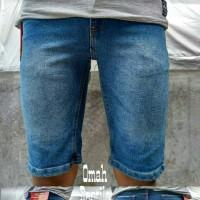 Harga Celana Jeans Pendek Pria Distro jeans slim fit pria Skinny Jeans | WIKIPRICE INDONESIA