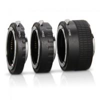 B059 Aputure AC-MN 13mm, 21mm, 31mm Macro Extension Tube Set For Niko