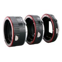B058 Aputure AC-MC 13mm, 21mm, 31mm Macro Extension Tube Set For Cano
