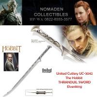 Pedang The Hobbit THRANDUIL SWORD UC3042 United Cutlery LOTR