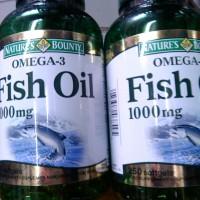 Jual FIsh OiL/omega 3-1000mg Murah