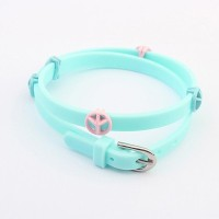 Gelang Light Blue Simbol Persahabatan Fashion Korea/Keren/Hits/ B36227