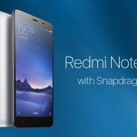 Xiaomi Redmi Note 3 Pro INTERNAL 16GB RAM 2GB GARANSI DISTRIBUTOR