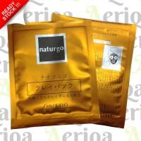 Shiseido Naturgo Mud Mask - Masker Lumpur