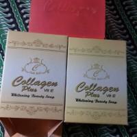 SABUN COLLAGEN / Colagen Soap Plus VIT E Whitening Soap
