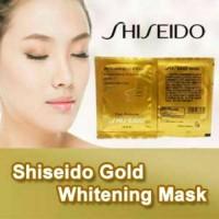 Masker Shiseido Gold / Naturgo Gold