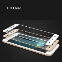 TEMPERED GLASS COLOR / WARNA VIVO V3 FULL COVER GOOD QUALITY