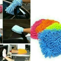 Jual sarung tangan Microfiber ( lap spray mop apron kemoceng super broom Murah