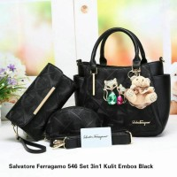 Salvatore Ferragamo Set 3in1Seri 546