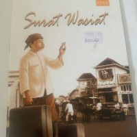 novel sunda surat wasiat