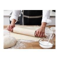 Jual Ikea Magasin ~ Roll Kayu Penggiling Adonan / Kue 43 Cm   Rolling Pin Murah