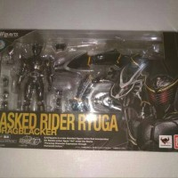 Shf Kamen Rider Ryuga