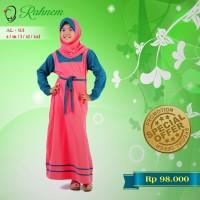 AL 03 - Rahnem Kids /Limited/Gamis Anak Muslim