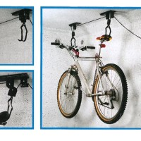 harga Bike Bicycle Lift Hook Feats / Gantungan Sepeda Atas Dinding Plafon Tokopedia.com