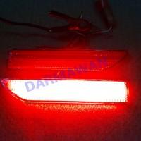 Lampu LED Reflektor Bumper Belakang Honda Mobilio Limited